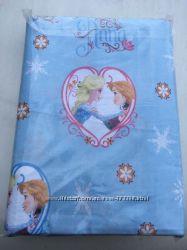 Молдавское постельное белье с Эльзой и Анной