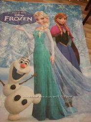 Эльза и Анна постельное белье для девочек