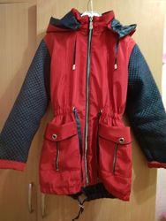 Отличная Деми курточка