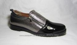 38 размер Распродажа Туфли женские лаковая кожа