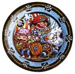 Н-р одноразовой посуды для детского праздника Маленькие Пираты