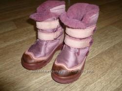 Фирменные ботинки Elefanten