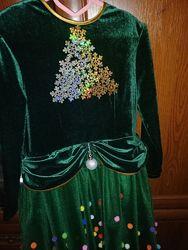 Ексклюзивне платтячко Ялинки