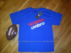 футболки Umbro, Gymboree на 8, 10 и 12 лет