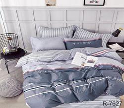 Комплекты постельного белья TAG хлопок с компаньеном