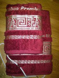 элитные бамбуковые полотенца Febо Bamboo Premium