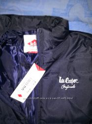 новая деми куртка Lee Cooper Англия на 11-12 лет