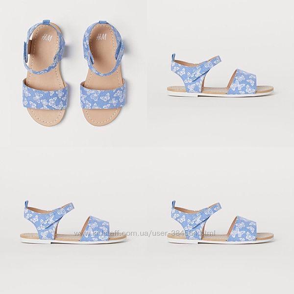 Босоножки , сандалии H&M в ассортименте.