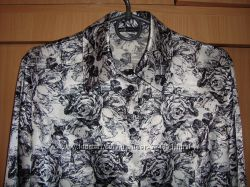 блузочка Oodjii красивый рисунок р-р М