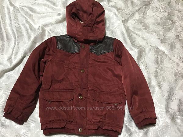 Зимняя Куртка Chicco Thermosoft  мальчику