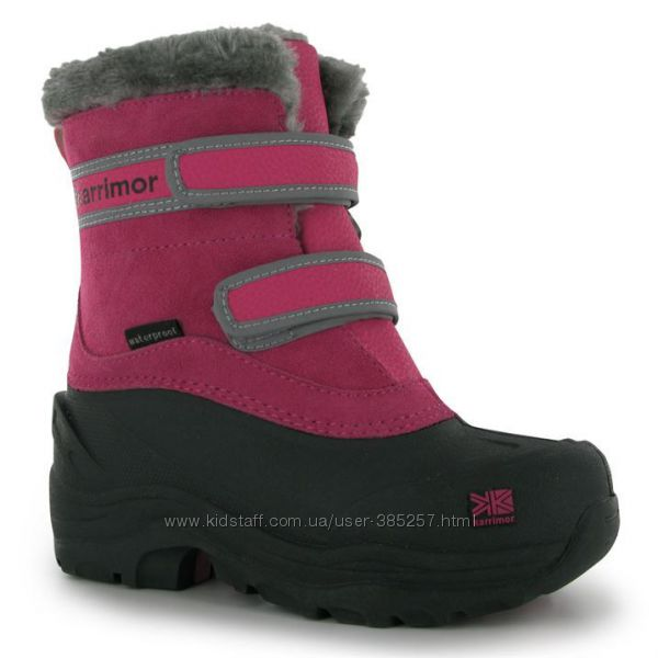 Зимние ботинки сноубутсы Karrimor