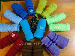 Махровое полотенце для рук размер 30-50 см