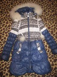 Зимнее пальто Барбарис