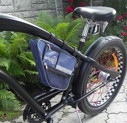 Велосумка - несессер на раму