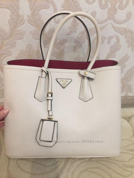 d606107e739e Сумка Prada double bag, 1299 грн. Женские сумки - Kidstaff | №21528736