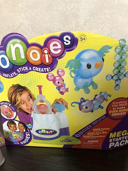 Конструктор фабрика изготовления игрушек  Oonies Starter Pack