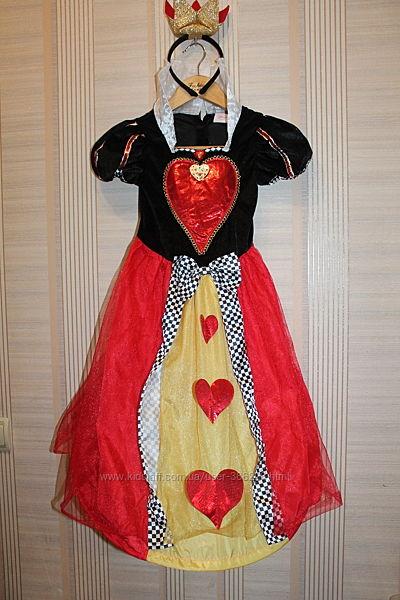 Платье принцесса на 5-6 лет