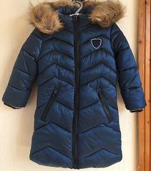 Пальто деми 98 см от C&A Германия