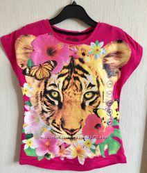 Распродажа качественные и красивые футболочки 104см Германия