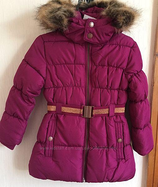 Куртка евро-зима 104 см от C&A Германия