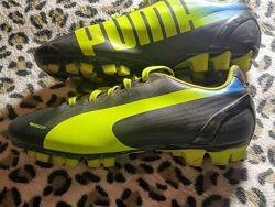 Футбольные бутсы Puma 34 размер