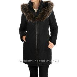 Женская зимняя куртка с капюшоном NOIZE CDN. Канада. Новая. XS-S. Черная.