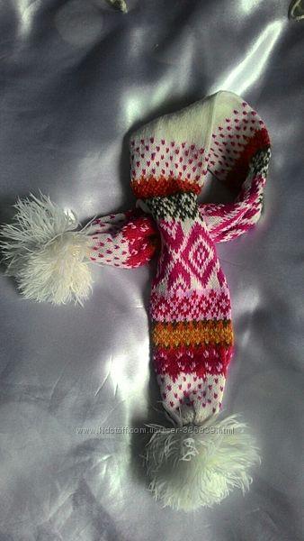 очень классный шарфик