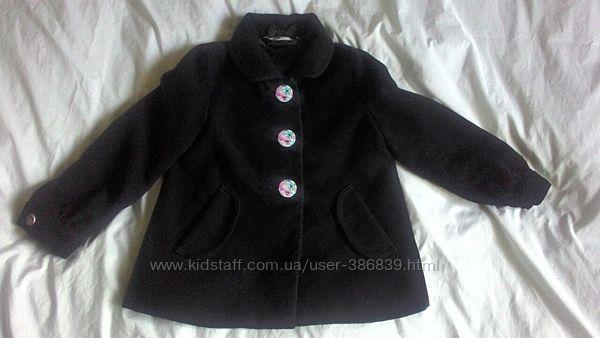 пальто для девочки H&M