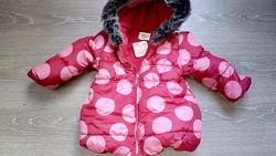 Распродажа Зимняя куртка crazy8 размер 24 мес