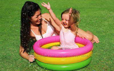 Intex Детские надувные бассейны Интекс