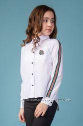 Блуза школьная Allise р 146. скидка