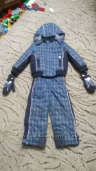 Продам термокомбинезон Chicco Flurry куртка, полукомбинезон, краги, р. 104-