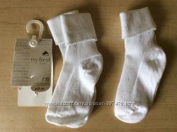 Носки носочки mothercare 1-2г