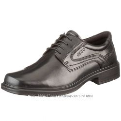 Мужские класические комфортные туфли 43 ECCO HELSINKI 05014400101 оригинал