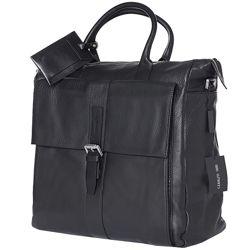 Мужская сумка портфель CERRUTI 1881 теляча кожа оригинал