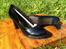 Женские кожаные туфли Bugatti 38 раз. MPNW6662-7-100 в фабричной коробке