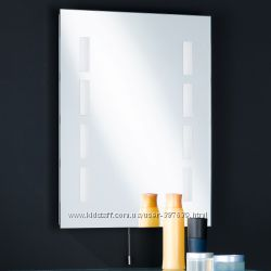 Зеркало с подсветкой светильник лампа  HONSEL MIRROR 26162 39 x 50 см