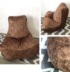 Кресло мешок груша пуф, мягкое кресло Антикоготь очень мягкое