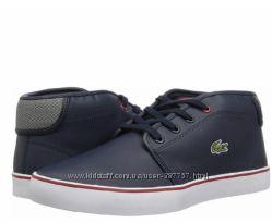 Lacoste ботинки, высокие кеды, кроссовки