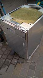 Встраиваемая посудомойка Bosch узкая 45см
