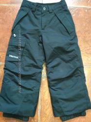 Фирменные зимние штаны Marmot 4-6лет