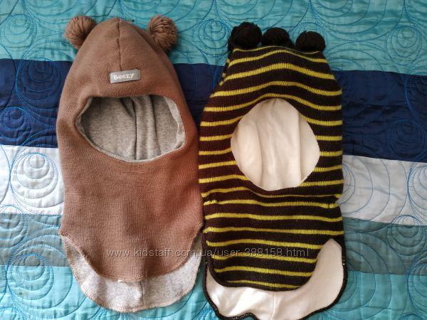 Шапки-шлемы Lenne на 5-7 лет