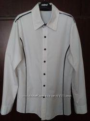 Стильная рубашка, модель Slim fit
