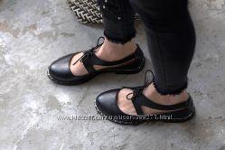 Крутые кожаные туфли TM Soldi Паола R2