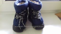 Зимние ботинки DeMar 20-21р.