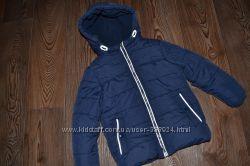 Курточка зимняя сост отл