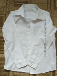 Рубашка MARKS and SPENSER для мальчика, размер 128-134 см. на 8-9 лет