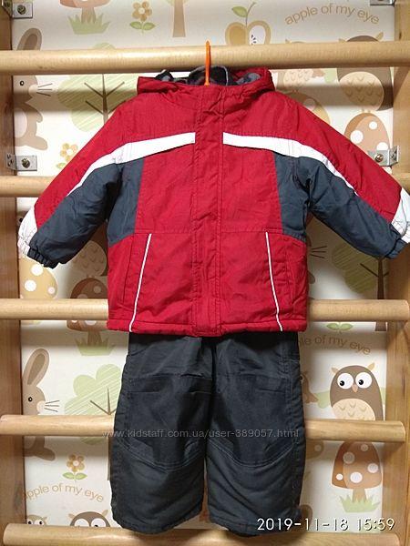 Куртка 3 в 1 и  полукомбинезон