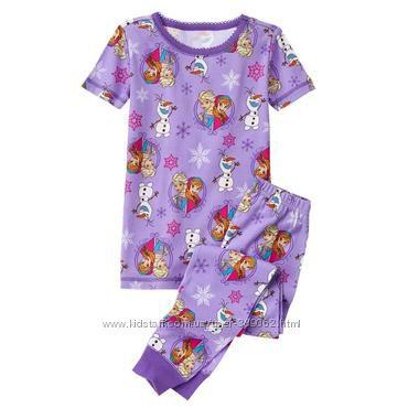 Пижамы для девочек Gymboree