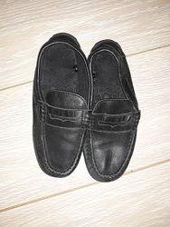 Кожаные туфли Next  33р стелька 20 см